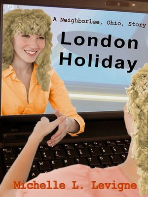 cover image of London Holiday